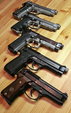 Beretta 92 addiction