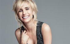 Herunterladen hintergrundbild emma roberts, us-amerikanische schauspielerin, schöne frau, lächeln, freude, porträt, emma rose roberts