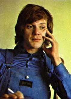 Malcolm McDowell, 1973.
