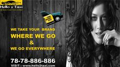 WE ADVERTISE YOUR BRAND ALL OVER INDIA !! #BEST #CAR #RENTAL #PROVIDER #AHMEDABAD #GUJARAT #INNOVA #INDIGO #INDICA #PREMIUM #CAR #ALSO Detail CALL-78-78-886-886 www.hello2taxi.com.