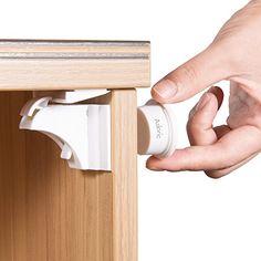 drawer locks child safety magnetic