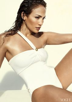 Jennifer Lopez photographed by Mario Testino, Vogue.
