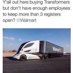 Priorities, Walmart. Priorities!