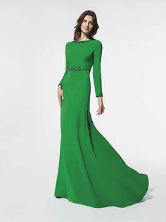 Featured Dress:St Patrick;www.sanpatrick.com; Evening dress idea.