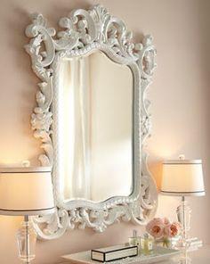 Beautiful Mirror ✦⊱@missmercedesmorr⊰✦ ✨ eye candy ✨ b2dba ✨ http