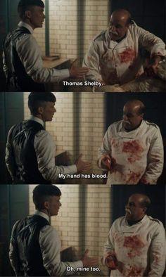 tommy shelby season 4