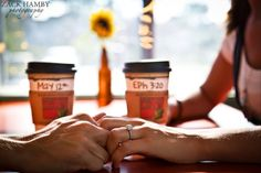 coffee save the date