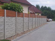 Betonový plot - oboustranný. Vyrábí se? - - Plot