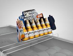 Diseño de estrategia shopper marketing y diseño de muebles para punto de venta