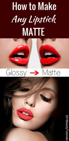 This is seriously EPIC! I can now use all my lipsticks and make them completely matte!