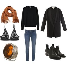 """""""I mean come on, there's nothing happening on Jupiter or Neptune, but from way out in space you can see these lights, the cafés, people drinking and singing. For all we know, Paris is the hottest spot in the universe."""" by enfantdeloup on Polyvore"""
