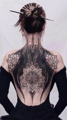 Back Tattoos, Future Tattoos, Body Art Tattoos, Sleeve Tattoos, Girl Tattoos, Tattoos For Women, Tatoos, Full Body Tattoo, Pretty Tattoos