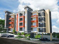 Res. Yamillet II, apartamentos nuevos en Villa Aura, Santo Domingo Oeste, 120mts, 2 parqueos, 3 habitaciones, 2 baños RD$3,300,000.00