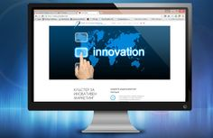 """This website was developed under the Operational Programme """"Development of the Competitiveness of the Bulgarian Economy 2002-2013"""" for the cluster for innovative marketing. There were a lot of requirements to be followed: Modern, interactive, user-friendly design; Presentation part of the site; Virtual catalog; Bilingual; Social media buttons and sharing; Responsive design; Easily manageable CMS. Technologies: HTML, CSS, JS, PHP/Joomla"""