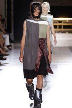 Rick Owens, spring/summer 2015 menswear