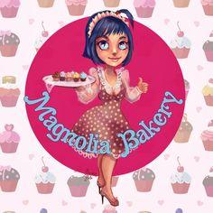 На открытие Московской пекарни  Magnolia bakery