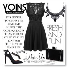 """Yoins"" by little2amsterdam ❤ liked on Polyvore featuring Bobbi Brown Cosmetics, yoins and loveyoins"
