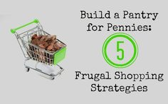 Is a lack of extra money all that's standing between you and a stocked pantry? Learn a new way to shop!