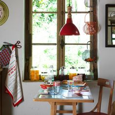 Miroir sérigraphié rectangulaire en bois 4 fenêtres noir/doré 54xH.62cm CAFE Comptoir de famille port offert