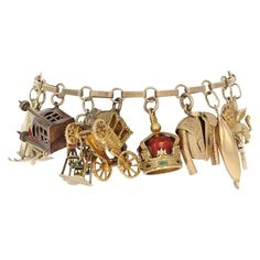 "Nouveau 14K Solide Or Jaune et Natural Ruby Round Bead Bracelet 8/"""