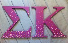 Sigma Kappa letters