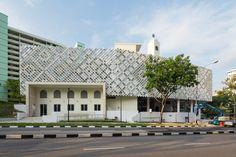 Al-Ansar Mosque / ONG&ONG Pte Ltd