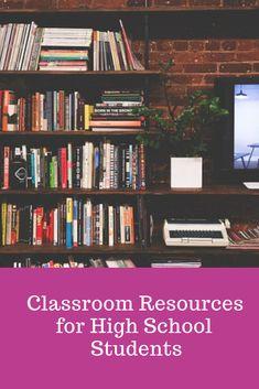 Classroom Resources for High School Students Mega Bundle Classroom Jobs, Classroom Resources, Classroom Management, Teacher Resources, Teaching Ideas, Teachers Corner, Busy Teachers, Conflict Management, Character Education
