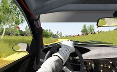 Assetto Corsa - Onboard WRC Ford Focus RS 2001 at Rally Poland Shakdown/...