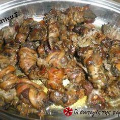 Greek Recipes, Pork, Food And Drink, Easter, Beef, Chicken, Cooking, Kale Stir Fry, Meat
