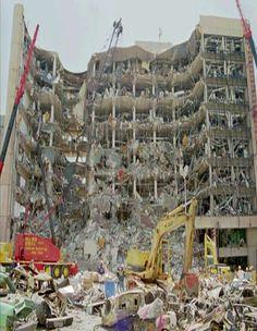 Oklahoma City, Oklahoma Bombing