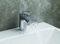 """Aquatica Bollicine 3.5"""" Sink Faucet (SKU-220) – Chrome"""