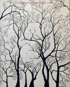 Hidden art in trees, inspiration Optical Illusion Paintings, Optical Illusion Tattoo, Optical Illusions Pictures, Hidden Art, Hidden Images, Illusion Kunst, Illusion Art, Illusion Pictures, Beautiful Dark Art