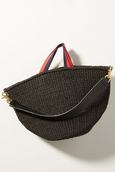 acc6a6fe2e0 Anthro   Clare V. Lea Woven Tote Bag  300 Purses And Bags, Weaving,