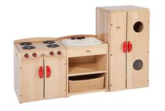 Community Playthings Toddler Kitchen