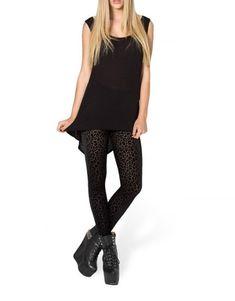 428f96a12d2ce Style Designer Inspired Burned Velvet Leggings Women Leggin Leopard Print  Leggings Plus Size Women Winter Warm Leggings