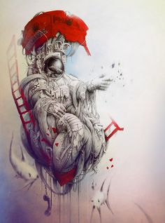 Last Call by PEZ Λrtwork, via Behance