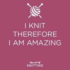 #quote #knit #knitting