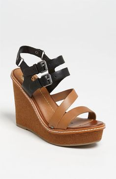 Wedges with a Twist #Nordstrom #DV #DolceVita