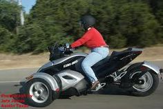 flickr.com    640 × 426 - Can-Am Spyder roadster: three wheeled motorcycle