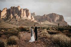 Urban Downtown Phoenix Wedding
