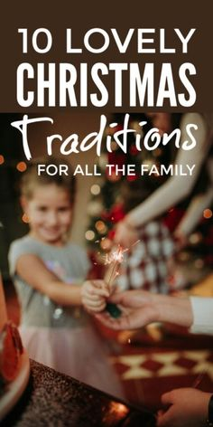 Christmas traditions - truly lovely unique family Christmas traditions inspired by old fashioned Christmas traditions from around the world including Britain, Norway and Germany. These simple traditions are a wonderful way to capture the true spirit of Christmas for kids from toddlers to teens but also for couples. #christmas #christmastraditions #christmasideas #familychristmas #christmascelebrations