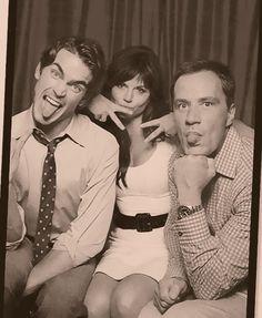 Matt Bomer, Tiffany Thiessen & Tim DeKay