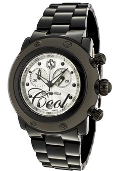 Price:$127.50 #watches Glam Rock GK1103, Add an understated look to your outfit with this unique and detailed Glam Rock watch.