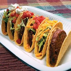Spice up your everyday tacos with this Spicy Black Bean Tacos Recipe  #CincoDeMayo