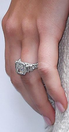 Here's the truth about *that* engagement ring tradition...
