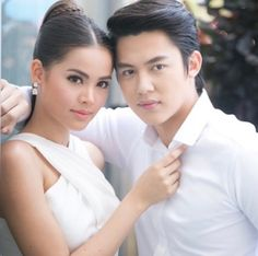 My fifth drama LIFE WAVES Mark Prin, Life Cast, Thai Drama, Love Couple, Celebrity Couples, Movie Stars, Beautiful People, Beautiful Women, Actors & Actresses