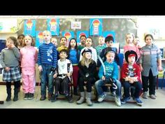 Groep 3/4 zingt het lied van Woeste Willem - YouTube