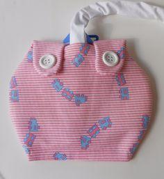 Child Kids Pediatric Catheter Cover Ostomy Urostomy Foley Drainage Bag Holder