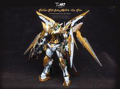 POINTNET.COM.HK - MG 1/100 Gundam Exia Dark Matter ver.Gold