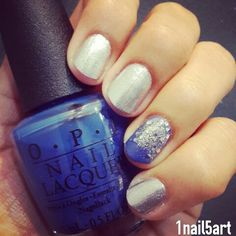 Love these nails! They look amazing! ♡